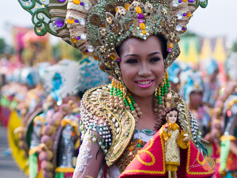 It's all about the Sto Niño
